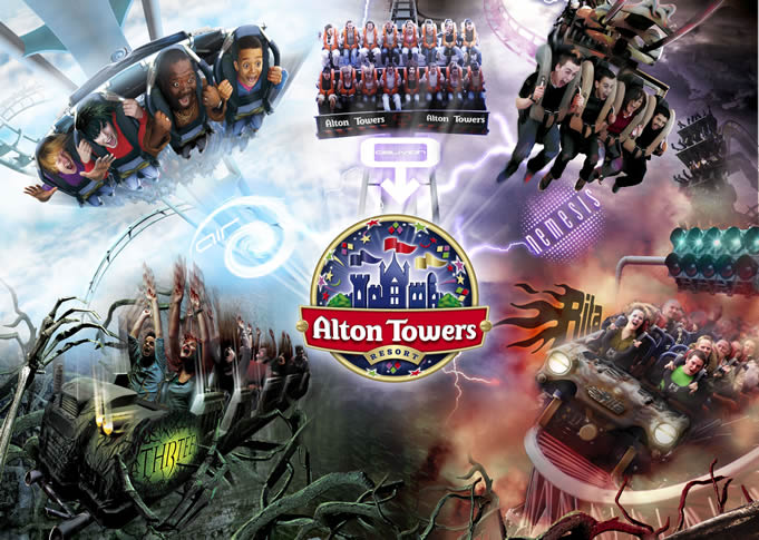 alton towers discount voucher code