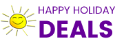 Happy Holiday Deals